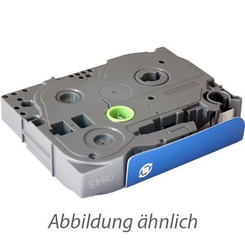brother Schriftbandkassette TZe-S231, 12 mm x 8 m, Extrahalt