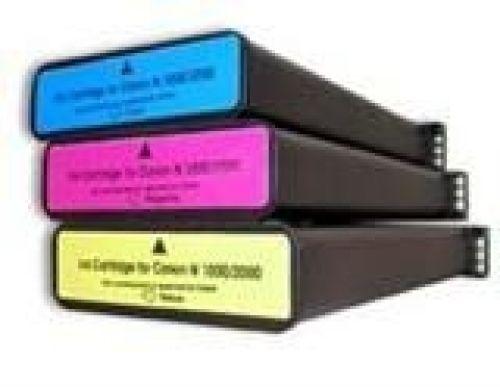 YellowTintenpatrone, 100% kompatibel, Art CK1201Y