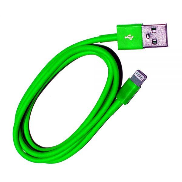 Lade- und Datenkabel USB Lightning, Farbe wählbar