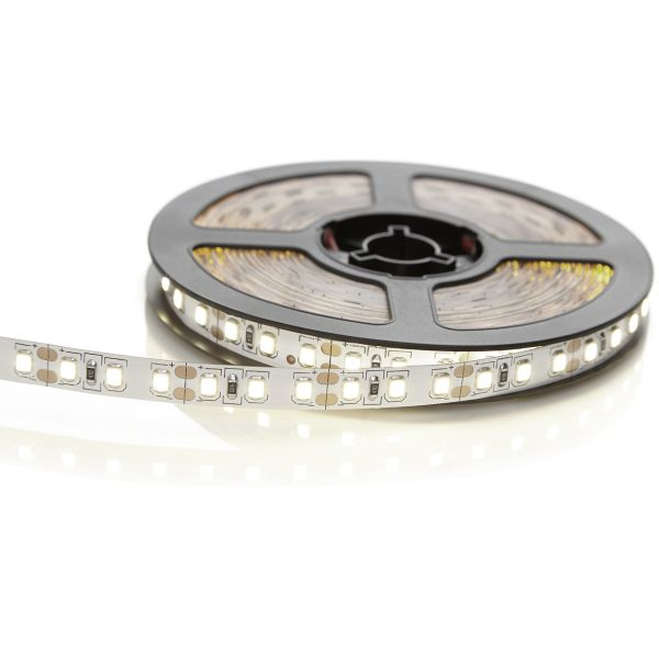 LED-Stripe, 300 LED, 16W, 5m, warmweiß, dimmbar