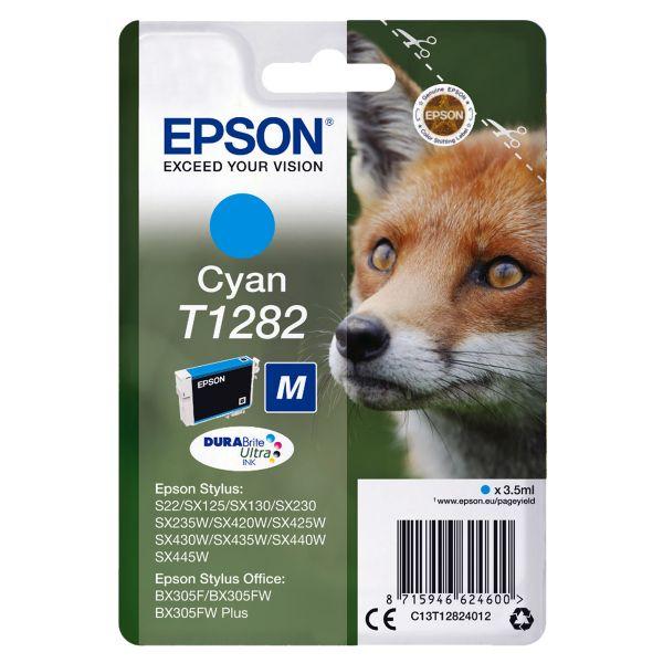 Originalpatrone Epson T128240, cyan | EO-TP1282