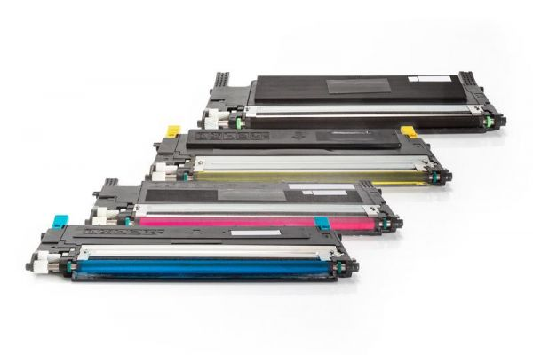 * Toner-Sparset für Samsung kompatibel CLP 310, Art. SLT310SET