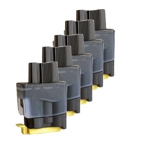 5 Schwarze Patronen, Alternativ zu LC-900BK