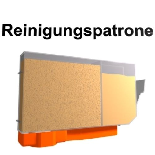 Reinigungspatrone Yellow, Art TPC-s800rye