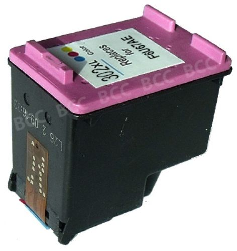 Druckerpatrone Typ 302XL, color, 18ml, H302XLCrw