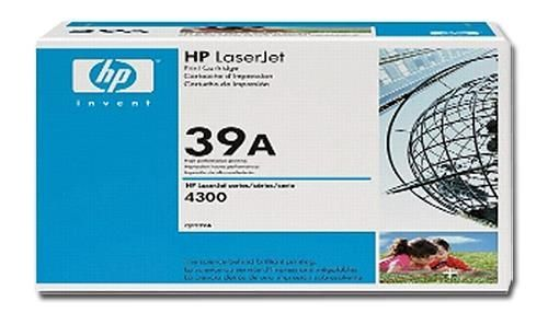 Toner Original HP Q1339A, 18000 Seiten, schwarz
