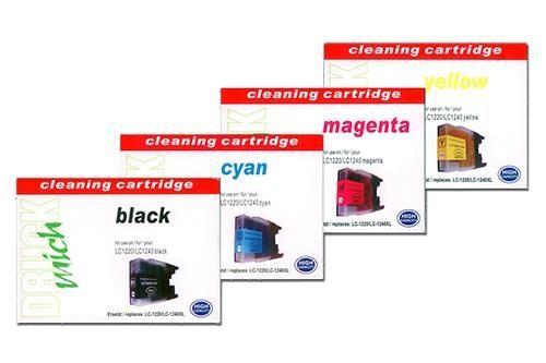 Cleaning-Set: 4 Reinigungspatronen | BS1240-4-R