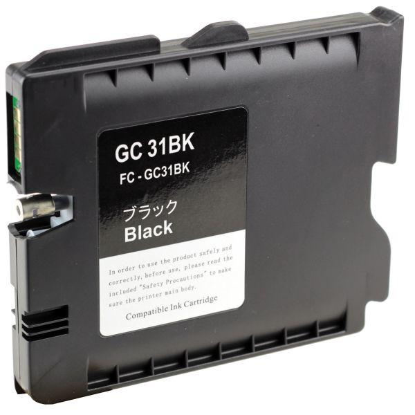 Druckerpatrone kompatibel RK31B, schwarz