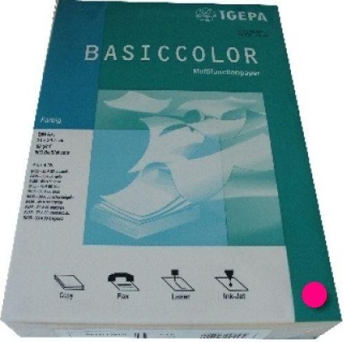 Multifunktionspapier intensivrosa A4 160g 250 Blatt