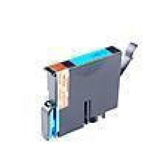 kompatible Druckerpatrone Cyan (blau), Art TPEc82cy