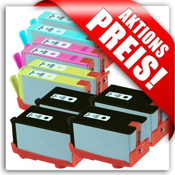 * Aktion: 10 Patronen für HP, ersetzen Nr. 920
