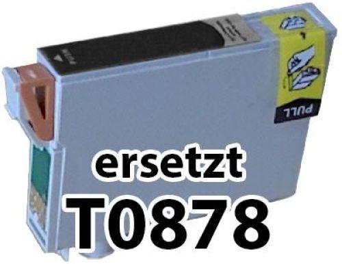 kompatible Druckerpatrone EKT0878 matt-schwarz