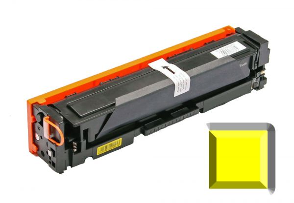 Toner yellow kompatibel zu HP CF402X