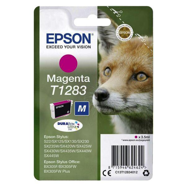 Originalpatrone Epson T128340, magenta   EO-TP1283