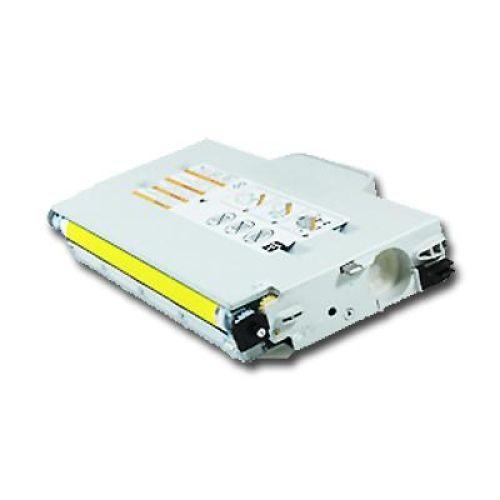 Toner LLC510Y, Rebuild für Lexmark-Drucker, ersetzt 020K1402