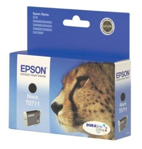 Originalpatrone Epson T071140, schwarz   EO-TP0711