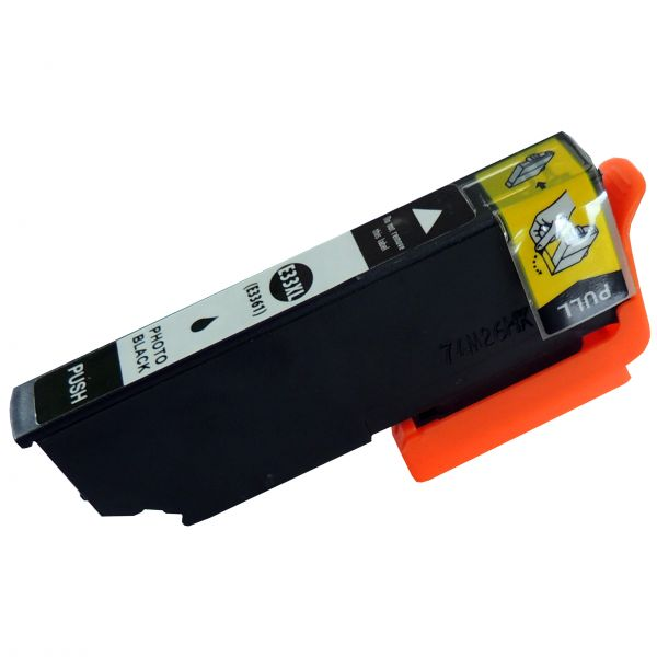 kompatible Druckerpatrone EKT3361 foto-schwarz XL