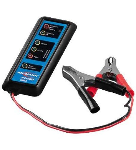 Ansmann 12v Kfz Batterie Tester Gubidu De