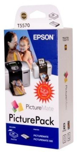 original Epson PicturePack, Art. T557040BH