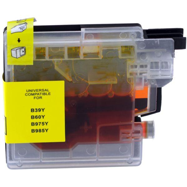Druckpatrone für Brother, Typ BK985Y, yellow