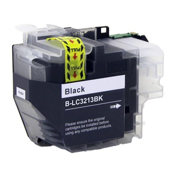 ** Patrone BK3213BK mit Chip, schwarz