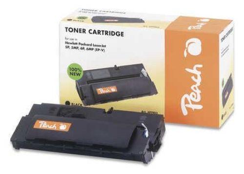 Peach Tonermodul schwarz kompatibel zu C3903A