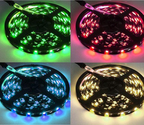 1 x 5m LED Stripe, RGB, 150 LEDs