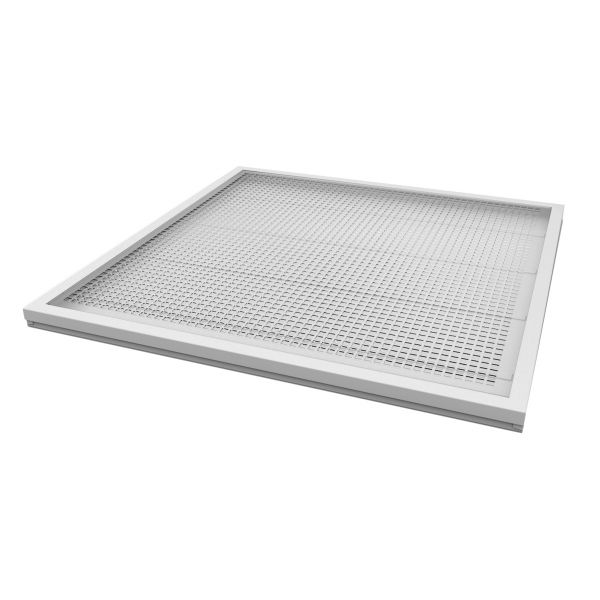 LED Panel Leuchte 60x60cm, 36W, 2880lm, neutralweiß