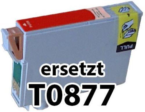 kompatible Druckerpatrone EKT0877 rot