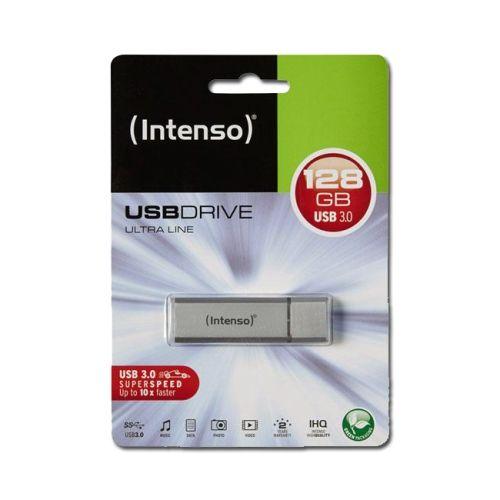 128 GByte USB-Flashstick, USB 3.0, Intenso