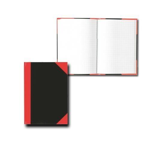 Kladde, Notizbuch DIN A5 , kariert, 192 Seiten