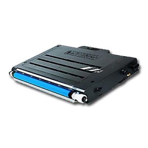 Toner SLT500C, Rebuild für Samsung-Drucker, ersetzt CLP-500 D5C/