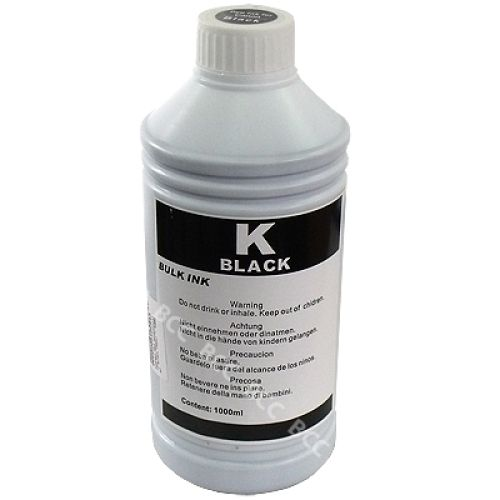 Nachfülltinte für Brother-Drucker / Black (dye) / 1000ml