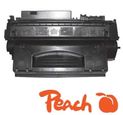 Peach Tonermodul schwarz, High Capacity kompatibel zu No. 53X, Q