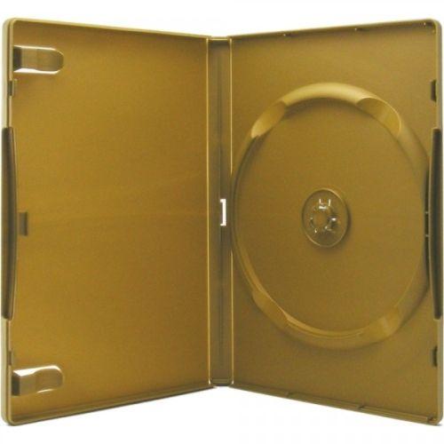 DVD-Hülle, 1 Stück, einfach, gold