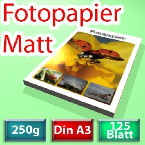 250g Spezial-Papier A3+, 125 Blatt