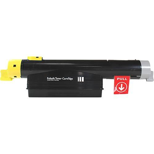 Toner DLT5110Y, Rebuild für DELL-Drucker, ersetzt 593-10123