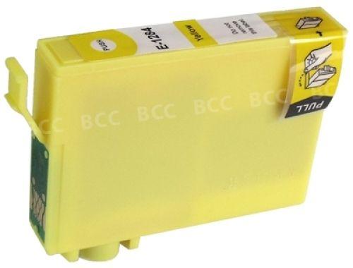 kompatible Druckerpatrone EKT1304 yellow (gelb)