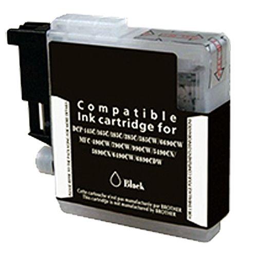 Druckerpatrone für Brother, Typ BK980/1100BK, black