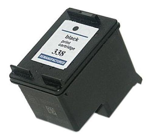 Druckerpatrone Typ 338, black, 15ml, H338rw