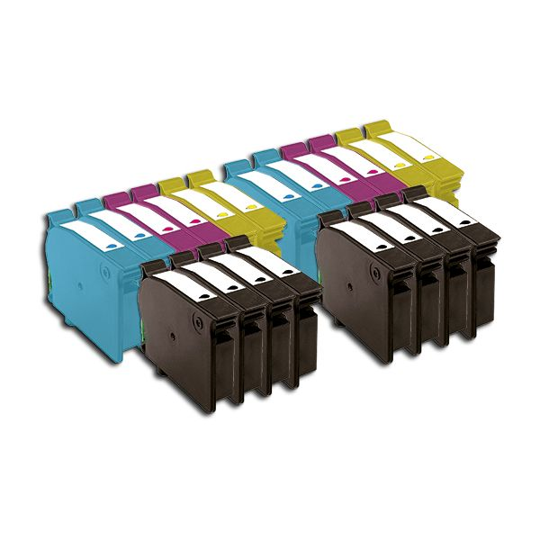 * 20 Tintenpatronen kompatibel zu T1811-T1814