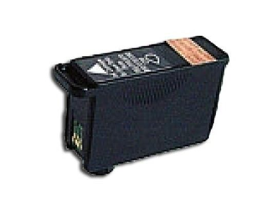 kompatible Tintenpatrone black/schwarz, Art. TPEp2000bk