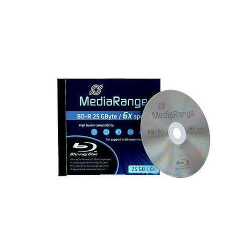 1 St. Blu-ray Rohling, MediaRange, 25GB