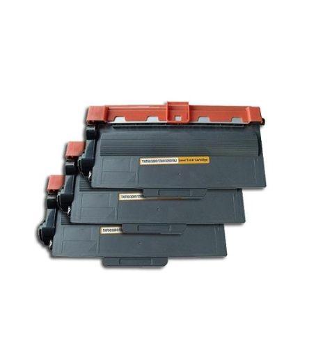Toner-Sparset: 3 x BLT3380, rebuild für Brother-Drucker
