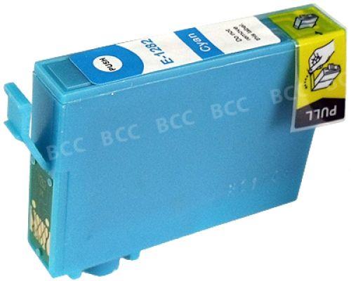 kompatible Druckerpatrone EKT1282 cyan (blau)