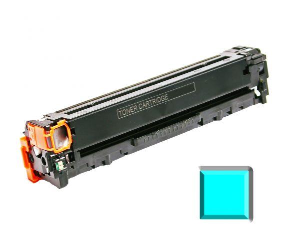 Toner kompatibel zu HP CF541X, cyan
