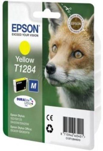 Originalpatrone Epson T128440, yellow | EO-TP1284