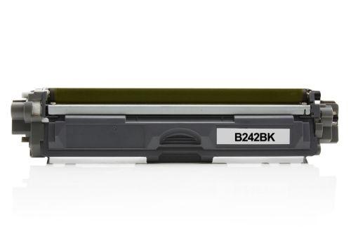 Toner BLT242B, Rebuild für Brother-Drucker mit TN-242BK